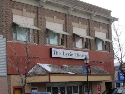 Lyric  Theatre  Swift  Current
