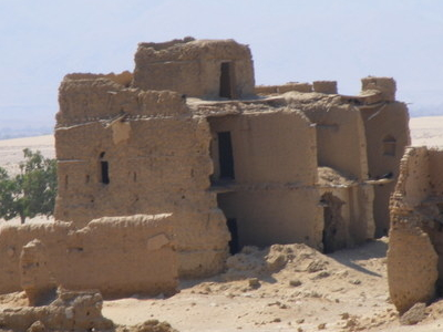 Ruins Of The Warsangali Sultanate