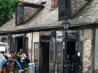 Tienda de Lafitte Blacksmith