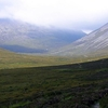 The Head Of Glen Dee And The Hanging Valley