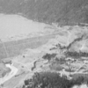 Lajoie Dam Under Construction, 1950s