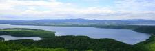 Mount Tento Towards Lake Abashiri