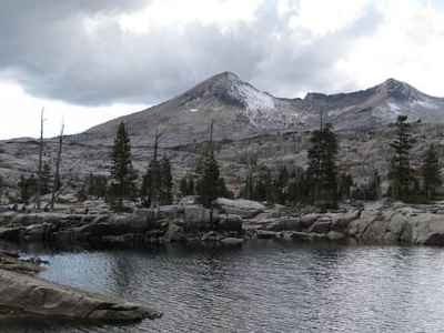 Mount Price Form Lake Aloha