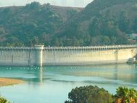 Mulholland Dam.