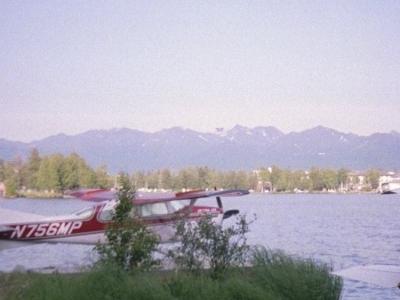 Lake Hood Seaplane Base
