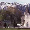 Little Church Of The Crossroads In Lamoille
