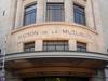 Entrance Of The Maison De La Mutualité