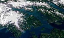 Landsat Glacier Bay