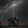 Laser Towards Milky Ways Centre