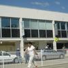 Exterior Of Airport Terminal