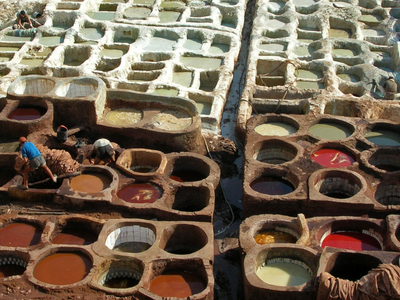 Leather Tanning Fes