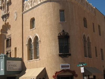 Lensic Theater