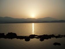 Lepeda Beach At Sunrise