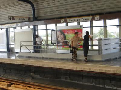 Lerdo De  Tejada Station