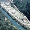 Lewiston Dam California