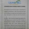 Legaspi Japanese War Tunnel Info