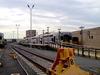 L I C Station Wooden Platform
