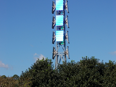 Light Plus Time Tower