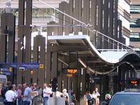 Nicollet Estação de Metro Shopping