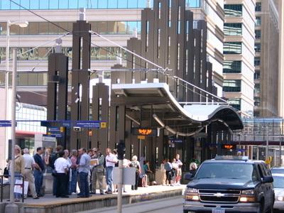 Nicollet Mall Station