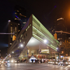 Alice Tully Hall At Night