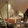 Entry To Alice Tully Hall