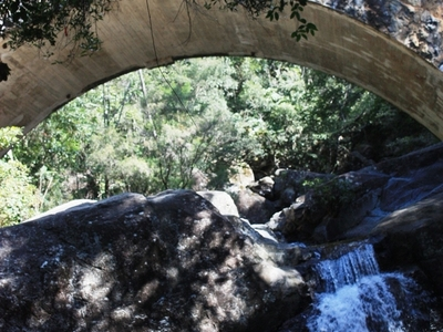 Little Crystal Creek Bridge