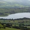 Llangorse Lake Viewed From Mynydd Llangorse