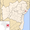 Location Of Alagoinhas