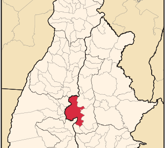 Location Of Porto Nacional