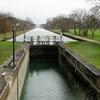 Lock 14 On Canal De LAisne A La Marne