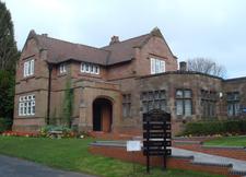 Lodge Hill Entrance