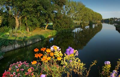 Oudon River