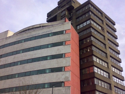 Tower Building, Holloway Road