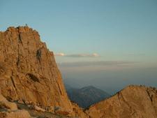 Looking South At Lone Peak