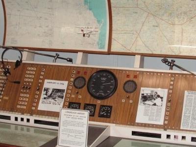 Longreach  Flight  Service Console