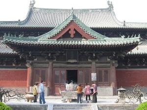 Monasterio de Longxing