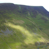 Lonscale Fell From Glenderaterra Valley