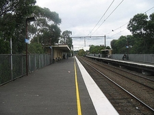 Balaclava Railway Station Melbourne