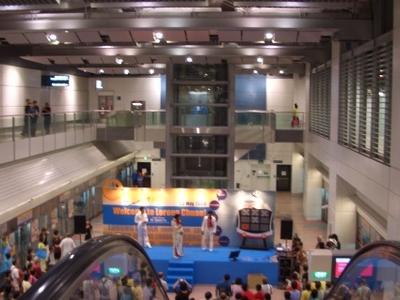 Lorong Chuan MRT Station Singapore