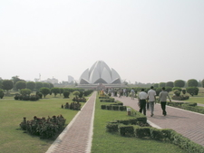 Gardens At The Bahá\'í House Of Worship