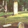 Louisa May Alcott Grave