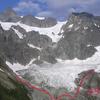Lower Curtis Glacier