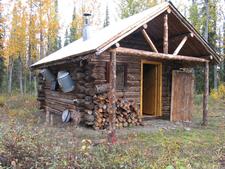 Lower East Fork Patrol Cabin