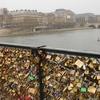 Lock Bridge Seine