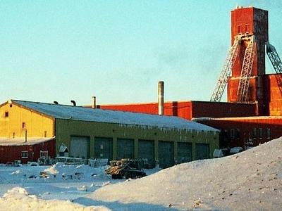 Lupin Mine