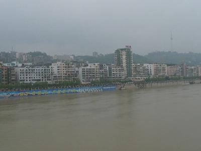 Luzhou Tuo River