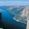 Lysefjorden Fjord