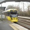 Bowker Vale Metrolink Station