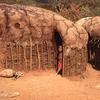 Maasai Houses - Kenya